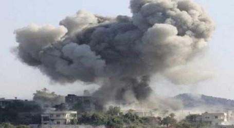انفجار في مستودع تابع للسلطة السورية في الرحيبة بالقلمون الشرقي.. ما القصة؟