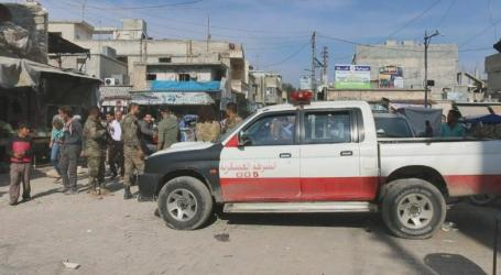 الأول منذ سنوات.. مسلحون يهاجمون حاجزا للسلطة السورية في جبلة