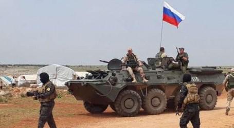 سوريا.. القوات الروسية تنسحب من مناطق في ريف حلب