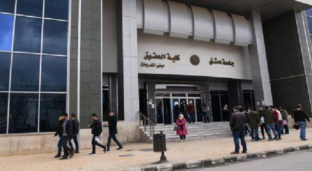 إيقاف طالب في جامعة دمشق وزملاء يكذبون التهم الموجهة له