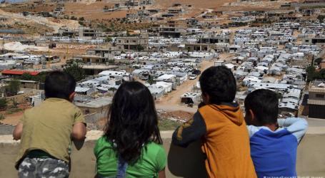 منظمة تحذّر من استثناء اللاجئين السوريين في لبنان من لقاح كورونا