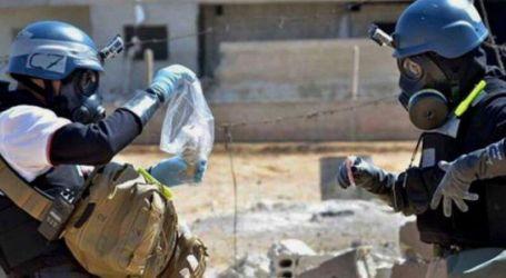 حظر الأسلحة الكيميائية تثبت وقوف السلطة السورية وراء إحدى الهجمات في سوريا