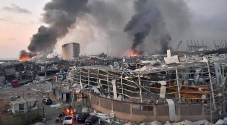 لبنان يطلب من 13 دولة المساعدة للتحقيق في انفجار مرفأ بيروت