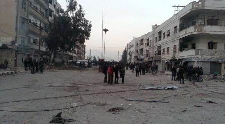 شبان يهاجمون الحي الشرقي الموالي للسلطة في معضمية الشام.. ما القصة؟