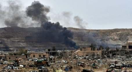 قصف جديد يطال مواقع مهمة للحرس الثوري في سوريا