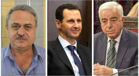 من هما منافسا بشار الأسد في مسرحية الانتخابات الرئاسية؟