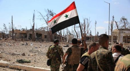 قوات السلطة السورية تتجهز لعمل عسكري جديد في البلاد