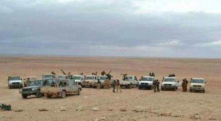 تحركات جديدة للفيلق الخامس ضد داعش في البادية السورية