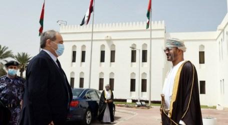اتفاق بين السلطة السورية وسلطنة عمان