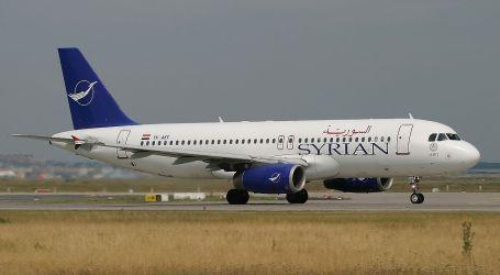 السلطة السورية تستأنف الرحلات الجوية مع عدد من الدول