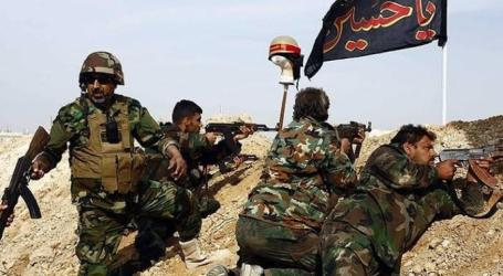 طائرة تستهدف بوابة الميليشيات الإيرانية على الحدود السورية – العراقية