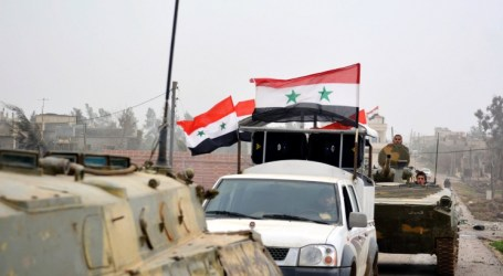 قنابل تستهدف قوات السلطة غرب دمشق وحملة أمنية في التل