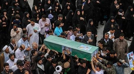 إيران تعلن العثور على جثة قيادي بارز قتل في سوريا