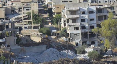 الحصار مستمر على درعا والمفاوضات معلقة.. إليكم آخر التطورات
