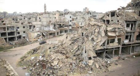 السلطة السورية تبدأ تطبيق سيناريو درعا في حمص