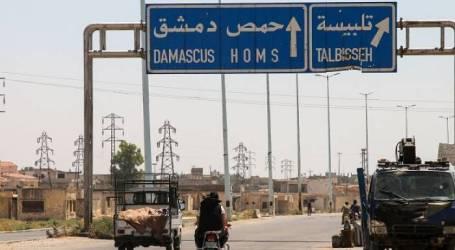 السلطة السورية تضغط على حمص لتكرار سيناريو درعا فيها
