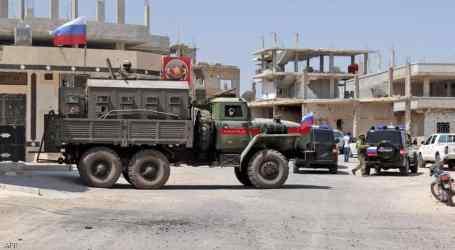 اتفاق مؤقت حول درعا والشرطة الروسية تدخل حي الأربعين