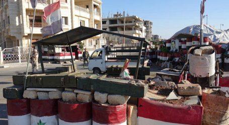 السلطة السورية تهدد منطقة جديدة في درعا بالعمل العسكري