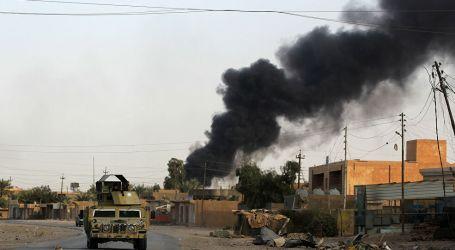 قتلى وخسائر مادية للحشد الشعبي بقصف على الحدود السورية – العراقية