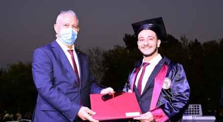 قصة طالب سوري حقق انجازا غير مسبوق في تركيا