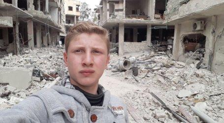 رحلة مراهق سوريا لا تصدق.. من الدمار إلى جوار أنجلينا جولي