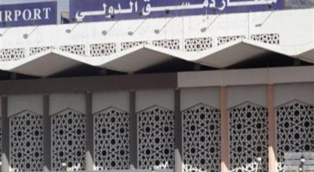 المخابرات الجوية تعاقب ضباطا صادروا مخدرات في مطار دمشق
