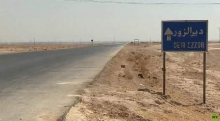قيادي كبير في الميليشيات الإيرانية يصارع الموت شرقي سوريا