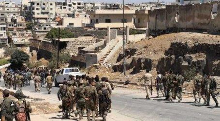 مجددا.. السلطة السورية تهدد شرقي درعا بالقصف والتهجير