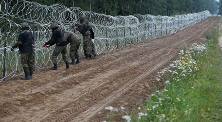 بولندا ترحل قسراً لاجئين سوريين على وشك الموت (فيديو)