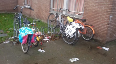 I have become a bicycle thief in Holland