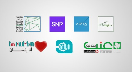 A campaign by a Group of Syrian Institutions: #Do Your Part – Be Security Smart