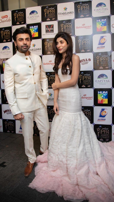Irfan Ali And Ainy Jaffri