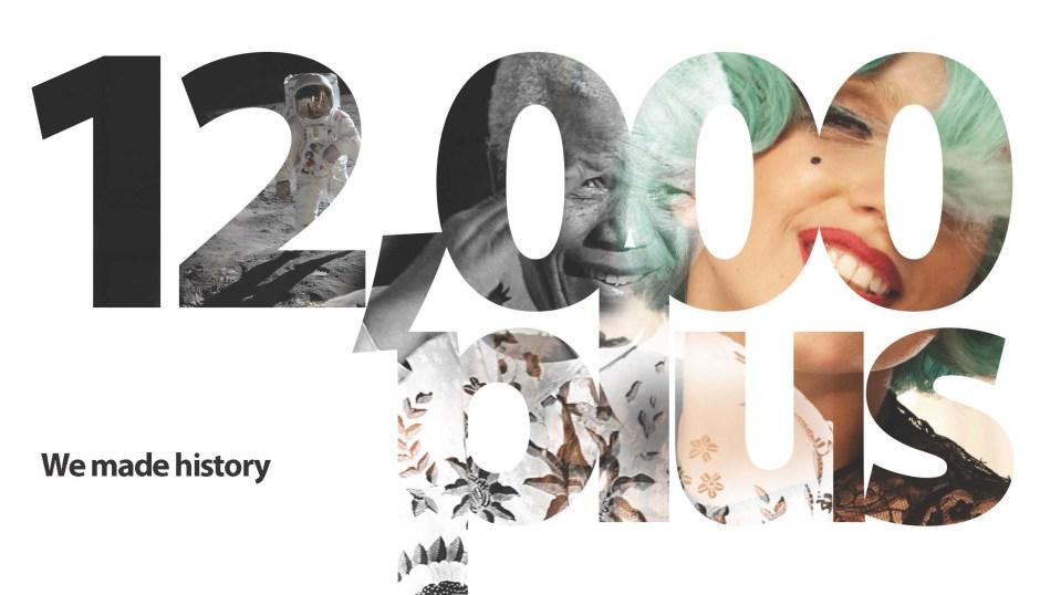 12000 graphic