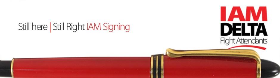 IAM-Still-Signing