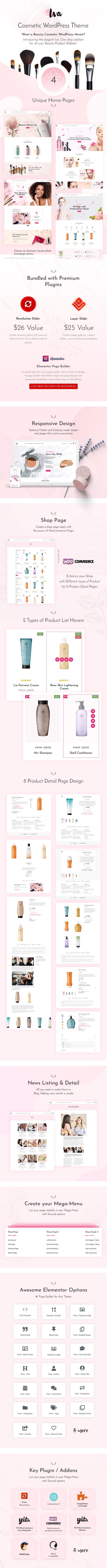 Iva - Beauty Store, Cosmetics Shop - 1