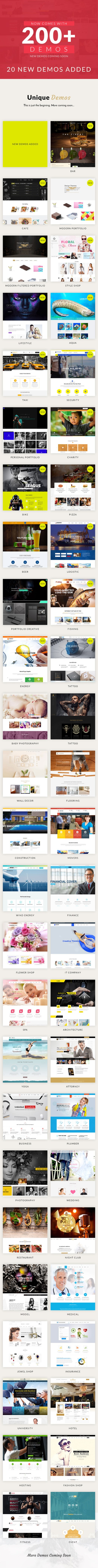 VEDA MultiPurpose WordPress Theme - 1