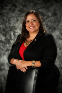 General Chair Sara Gonzales