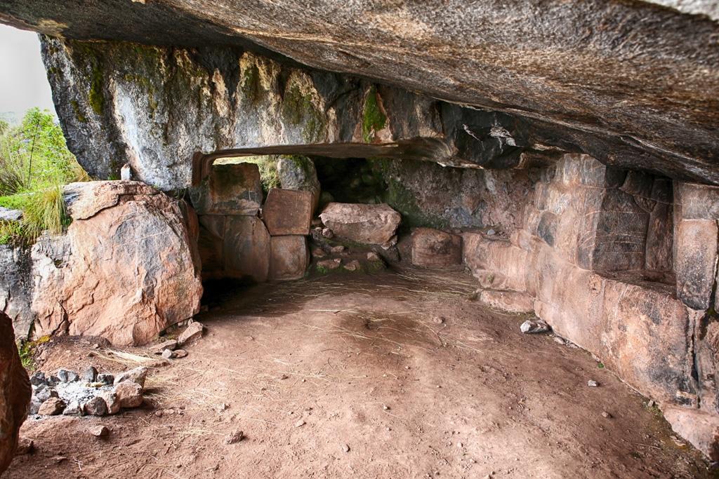 Inca-cave