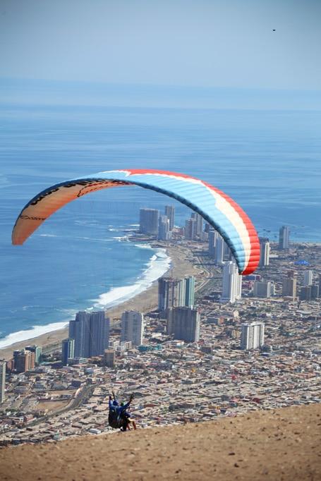 paragliding Alto Hospicio