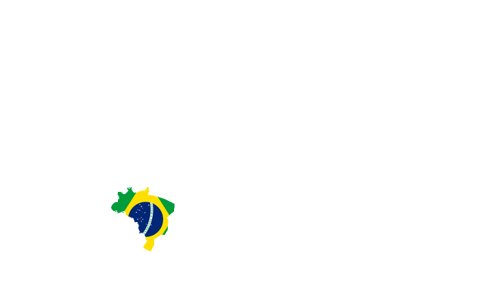 Now, we are in BRAZIL! :)