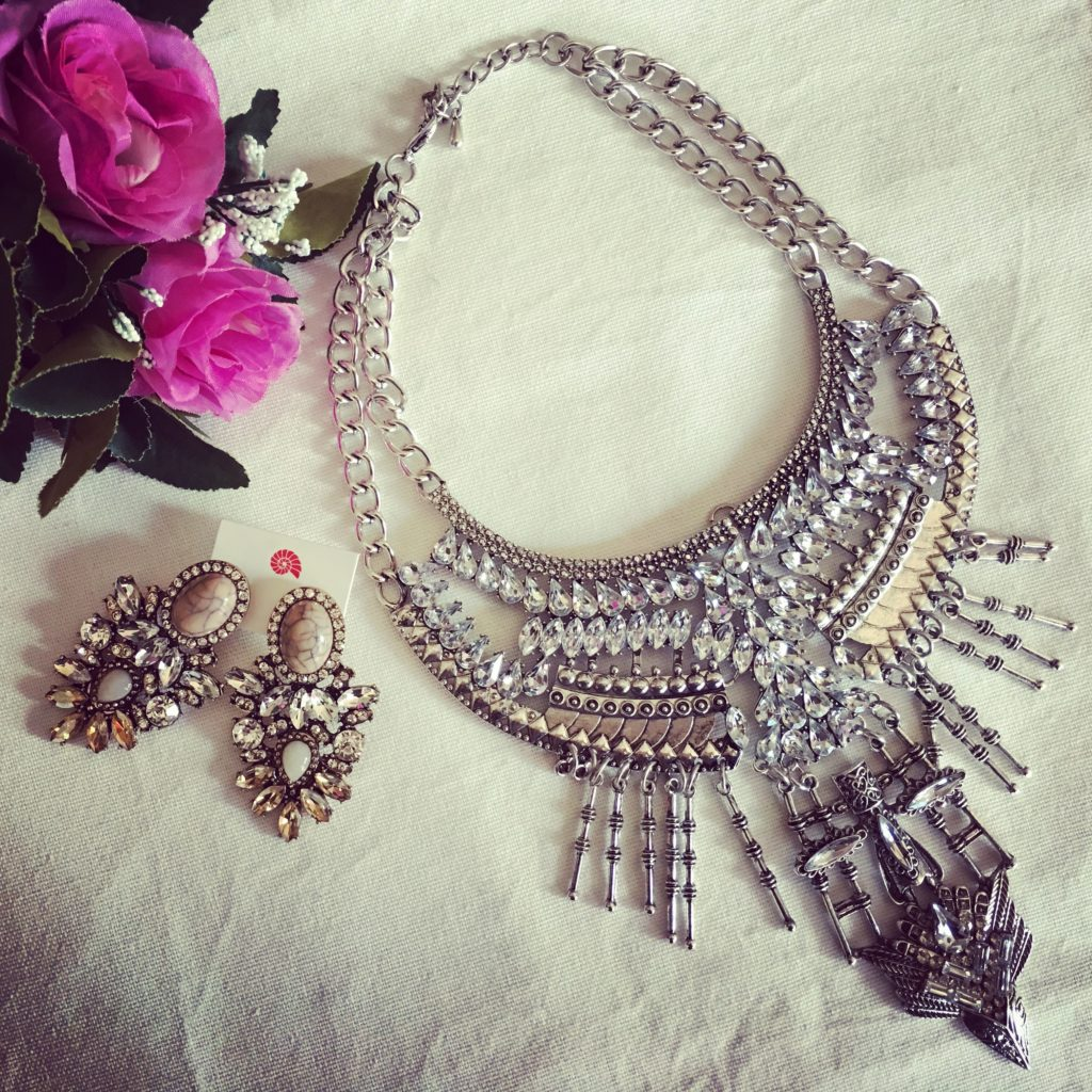 REVIEW : FALL IN LOVE WITH MY STATEMENT NECKLACE !