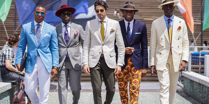 I Am Fashion Rose : Pitti Uomo 2017, l'evento top della moda
