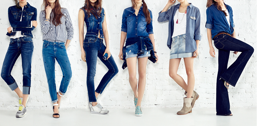 I love denim…anche d'estate!