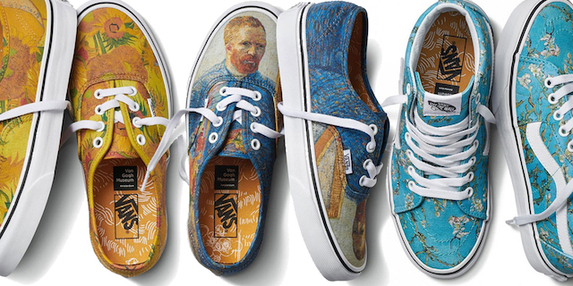 Lo stile Van Gogh entra nel tuo outfit I am Fashion Rose