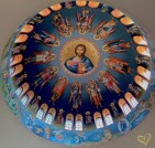 Dome Angiography - Sts. Constantine & Helen, Greek Orthodox Church of Washington DC