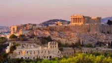 Herodeion under the Acropolis [Scott E Barbour - Architectural Digest