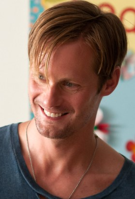 Close-up of Alexander Skarsgard in What Maisie Knew