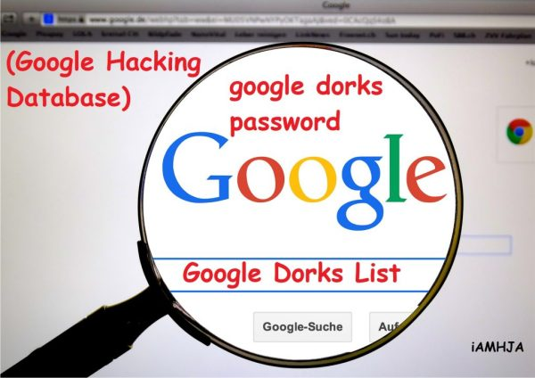 Google Hacking Database