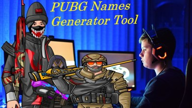 Photo of PUBG Names Generator