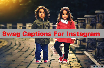 swag captions